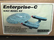 Star Trek USS Enterprise NCC 1701-C Ambassador GRP Resin Model Kit 1:1400 Warp