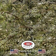 "Bass Fish CAMO DECAL 3M WRAP VINYL 52""x15"" TRUCK PRINT REAL CAMOUFLAGE"