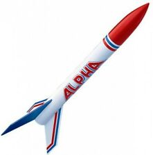 Estes Flying Model Rocket Kit Alpha 1225Bk 1 Bulk Pack Kit