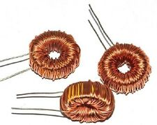 5pcs Toroid Core Inductor Wire Wind Wound for 22uH 3A