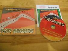 CD schlager pitt Henrich-vous pouvez rentrer fahrn (5) chanson monopole presskit