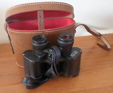 БПЦ5 8x30 – BPC5 USSR RUSSIAN BINOCULARS 8X30 IN BROWN LEATHER CARRY CASE