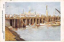 B84997 compagnie belge maritime du congo le pier ship bateaux   sierra leone