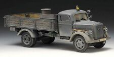 THOMAS GUNN WW2 GERMAN SS044B 3 TON GREY SUPPLY TRUCK MIB