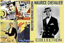MAURICE CHEVALIER PRE-CODE COLLECTION