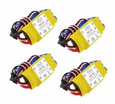 4x HP30A Brushless speed controller ESC MultiCopter KK Multi-Copter Quad 30A