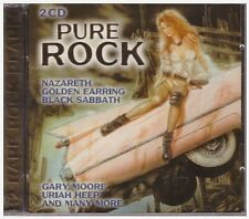Pure Rock Nazareth, Blackfoot Sue, Sweet, Black Sabbath, Golden Earring.. [2 CD]