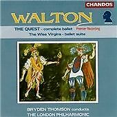 Walton: The Quest/The Wise Virgins, London Philharmonic Orchestra, Good CD