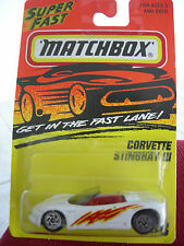 Matchbox Corvette Sting Ray III #38 from 1995!