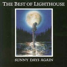 Lighthouse CD..The Best of  Sunny Days Again: GREATEST HITS