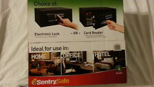 SentrySafe Residential/Hotel Security Safe w Electronic Entry HL100ES