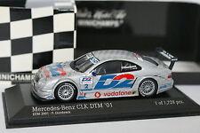 Minichamps 1/43 - Mercedes CLK DTM 2001 Dumbreck