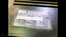 REXROTH INDRAMAT 2AD100C-B050B2-AS23-A2N2 3 PHASE INDUCTION MOTOR
