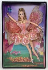 BARBIE LIVE IN FAIRYTOPIA ELINA BARBIE GOLD LABEL NRFB