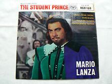 mario lanza       the student prince   (4track ep ) ex