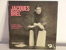 JACQUES BREL Le plat pays 70475 M