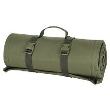Voodoo Tactical Roll Up Advanced Shooter's Range & Hunting Mat w/ MOLLE OD Green