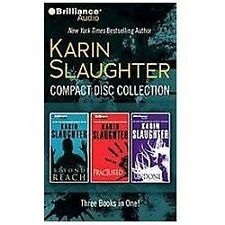 Karin Slaughter Collection : Beyond Reach; Fractured; Undone by Karin...