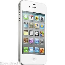 Apple iPhone 4s ~ 8GB Blanco (Desbloqueado) Teléfono Inteligente