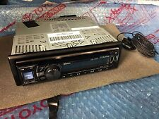 Land Rover Defender 90 / 110 - ALPINE CDE-133BT RADIO/CD/BLUETOOTH/PHONE KIT