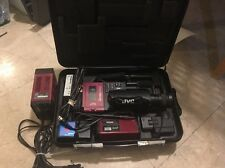 Vintage Marty McFly Back To The Future JVC GR-C1U Video Camera Camcorder VHSC