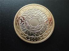 2000 PROOF £2 COIN HOUSED IN A NEW LIGHTHOUSE CAPSULE, YEAR 2000 TWO POUNDS COIN
