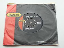 TOMMY QUICKLY  ORIGINAL 1964  U.K.  45   YOU MIGHT AS WELL FORGET HIM