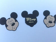 3 x Whistling Mickey Mouse genuine Disney collectable Guitar plectrums picks NEW