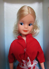 FAB RARE VINTAGE 1986 LOVELY PEDIGREE NEW FACE FUNTIME SINDY DOLL - BOXED 42050