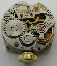 Zodiac 70 Lady watch movement 17 jewels for part ...