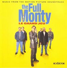 THE FULL MONTY (BOF) 1997 (CD) Gainsbourg, Donna Summer