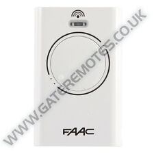 FAAC XT2 868SLH Gate & Garage Door Remote Transmitter Keyfob