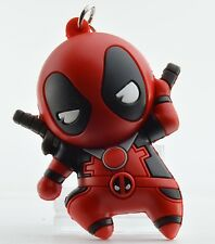 Marvel Deadpool Series 1 Figural 2-Inch Key Chain - Pose A
