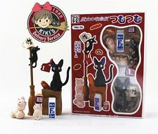 Studio Ghibli Kiki's Delivery Service Jiji Stackable figure set