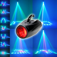 US 64 LED Mini Projector RGB DJ Disco Light Stage Lighting Show Xmas Party Laser