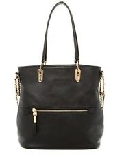 LaTique McKenna Tote/Shoulder Bag, Black. New. Great Deal!