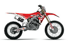 N-STYLE IMPACT GRAPHIC ONLY Fits: Honda CRF450R,CRF250R