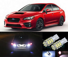 Premium LED Reverse Backup Light Bulbs for 2015 Subaru WRX T15 42SMD