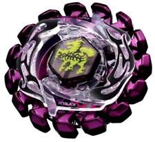 Super Giraffe Beyblade Metal Fusion Master Battle Set BB86 Purple USA Seller