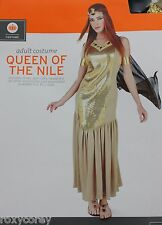 Halloween Women's Queen of the Nile Costume Size Medium 8-10 NWT