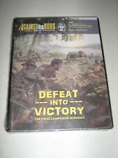 Defeat into Victory: The Final Campaigns in Burma (New)