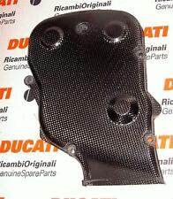2006 Ducati Monster S4RS vertical cylinder carbon fiber belt cover 24510731A