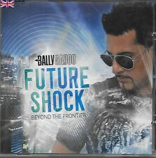 BALLY SAGOO - FUTURE SHOCK - BEYOND THE FRONTIER -BHANGRA CD - FREE UK POST
