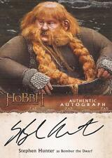 "The Hobbit Desolation of Smaug - Stephen Hunter ""Bombur"" Autograph Card"