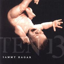 Ten 13 by Sammy Hagar (CD, Feb-2001, Teich)
