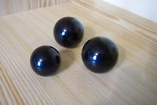 Unimog 404 406 421 Black Gear Lever and Hand Throttle Balls Knobs - NEW