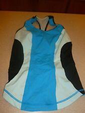 Womens Lululemon Top Shirt Running Team Compression sz 2