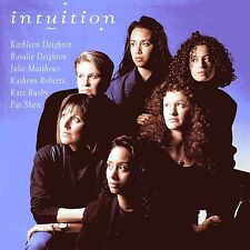 INTUITION with Kathleen Deighton Rosalie Kate Rusby - NEW SEALED CD Rare