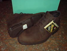Clarks MENS ** FALL PROOF GTX ** WARM LINING ** EBONY SUEDE WINTER BOOTS ** UK 6