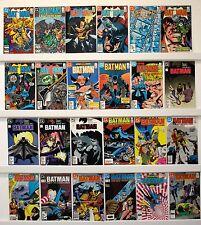 Batman lot of 96 books.